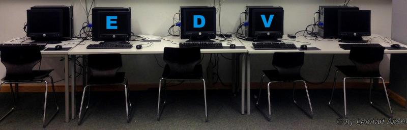 EDV-Banner