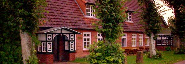 ... haben ein eigenes Schullandheim in GULDE!