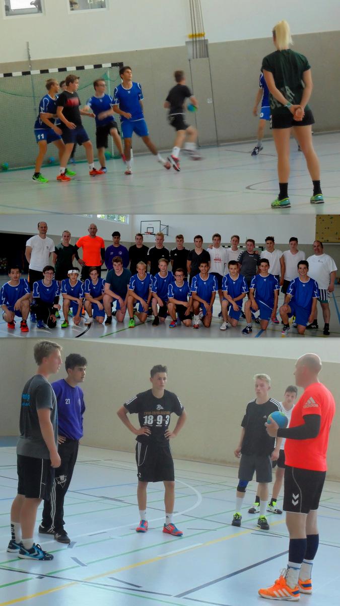 Handball auf Spiekeroog-001