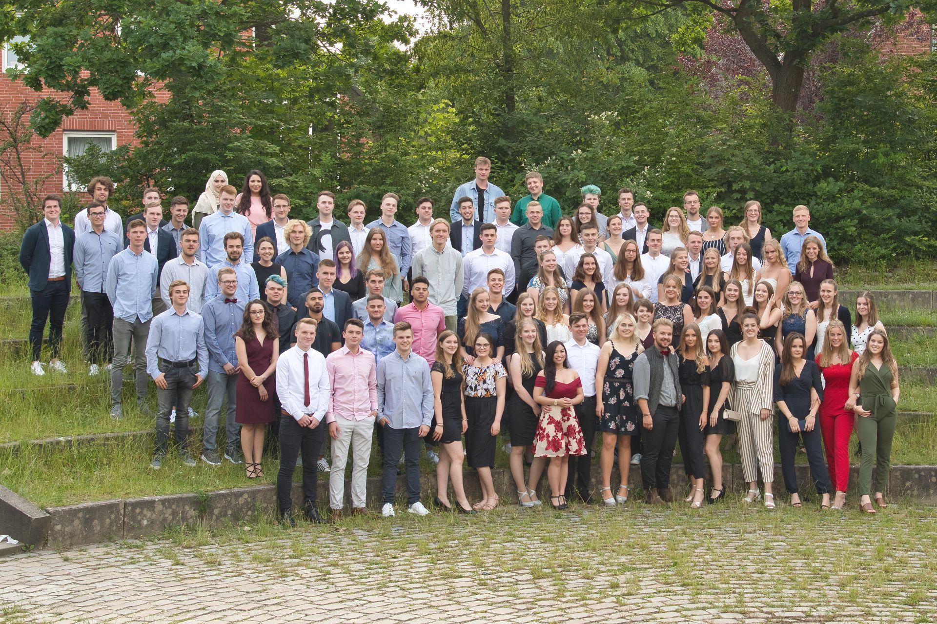 Foto Abitur 2019